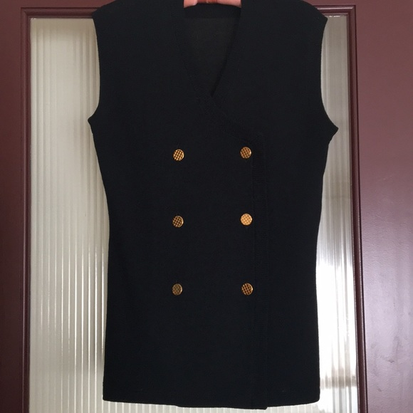 St. John Sweaters - Vintage St. John Vest